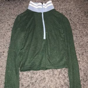 Urban outfitters Green & Blue Long Sleeve